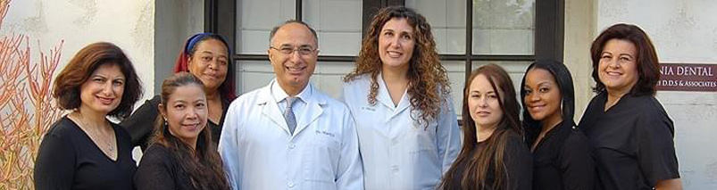 Long Beach Dental Staff